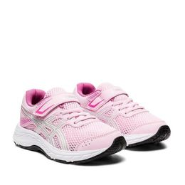 Asics lasten lenkkarit - Contend 6 PS, vaaleanpunainen (1014A087_700 COTTON CANDY WHITE)