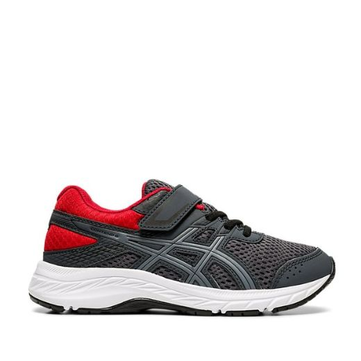 Asics lasten lenkkarit - Contend 6 PS, Harmaa (1014A087_021 CARRIER GREY SHEET ROCK)