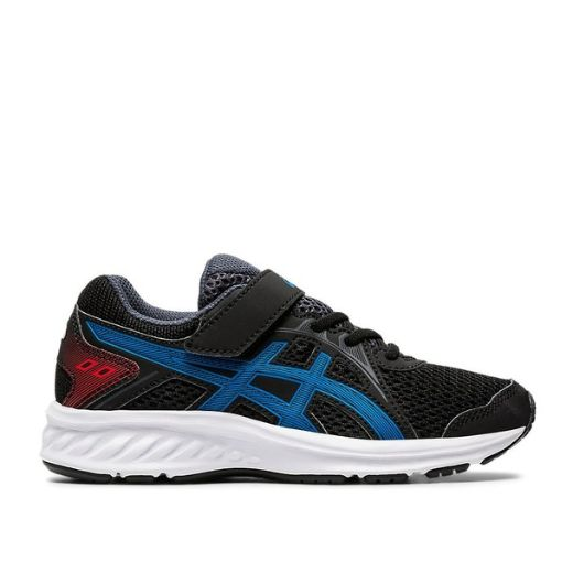 Asics lasten lenkkarit - Jolt 2 PS, Musta (1014A034_006 BLACK DIRECTOIR BLUE)