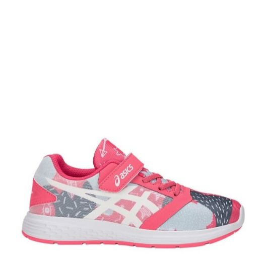 Asics lasten lenkkarit / Patriot 10 PS SP, Pink Cameo/White