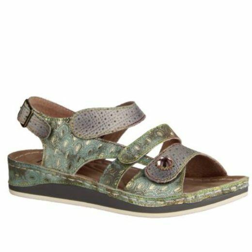 Laura Vita sandaalit Brcuelo vihreä