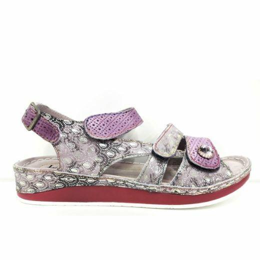 Laura Vita sandaalit Brcuelo Violet