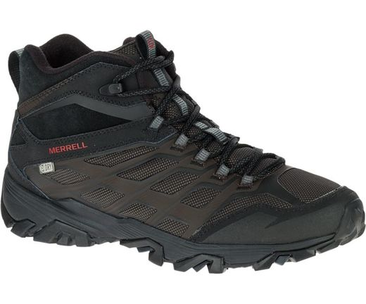 Merrell Moab FST Ice + Thermo / Musta 42-47